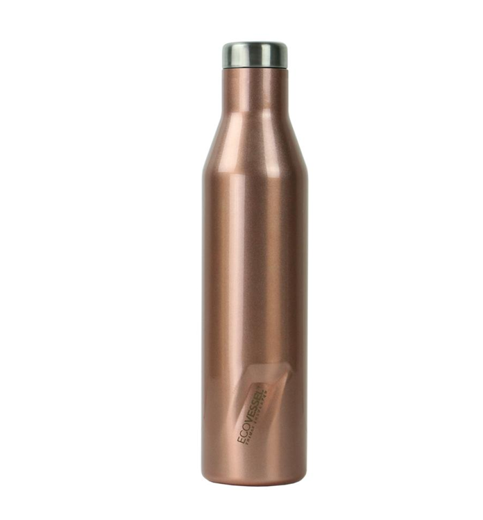 Mynd Eco Vessel Aspen 750ml Rose Gold