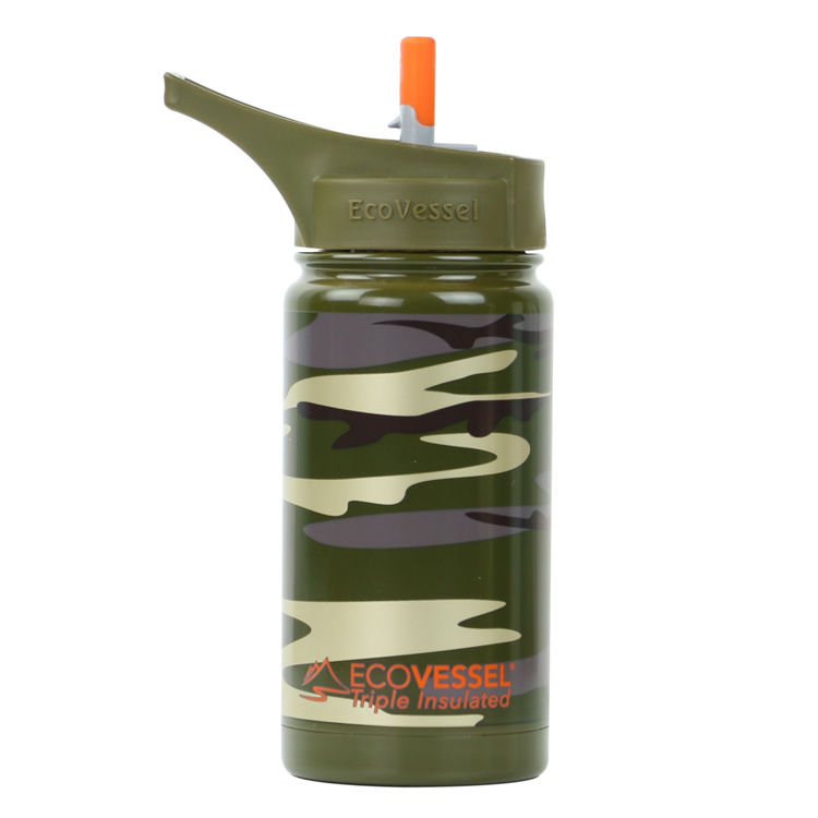 Mynd Eco Vessel Frost 400ml Camouflage