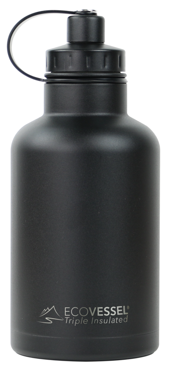 Mynd Eco Vessel The Boss 1900ml Black Shadow