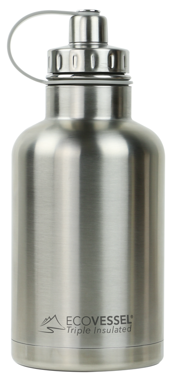 Mynd Eco Vessel The Boss 1900ml Silver Express