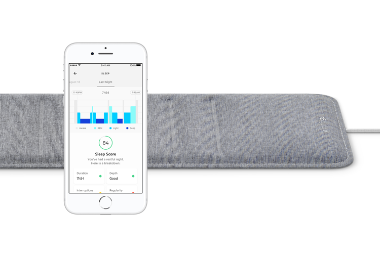 Mynd Withings Sleep svefnmælir
