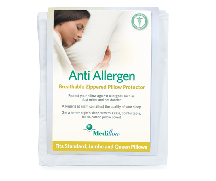 Mynd Mediflow koddaver Anti Allergy