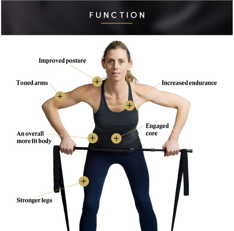 Mynd Swedish Posture Mini Gym