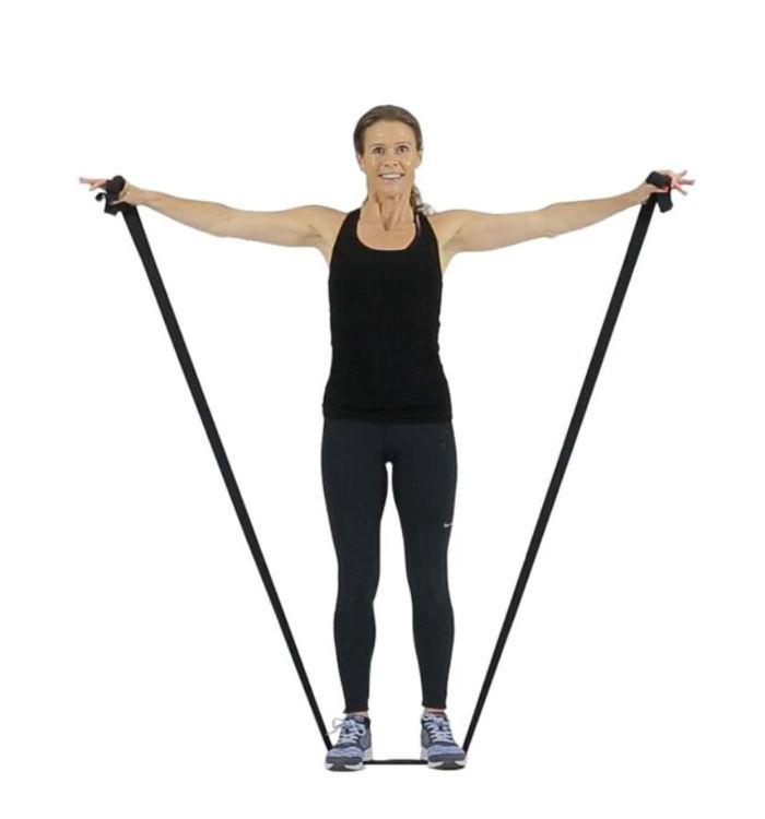 Mynd Swedish Posture Workout Band