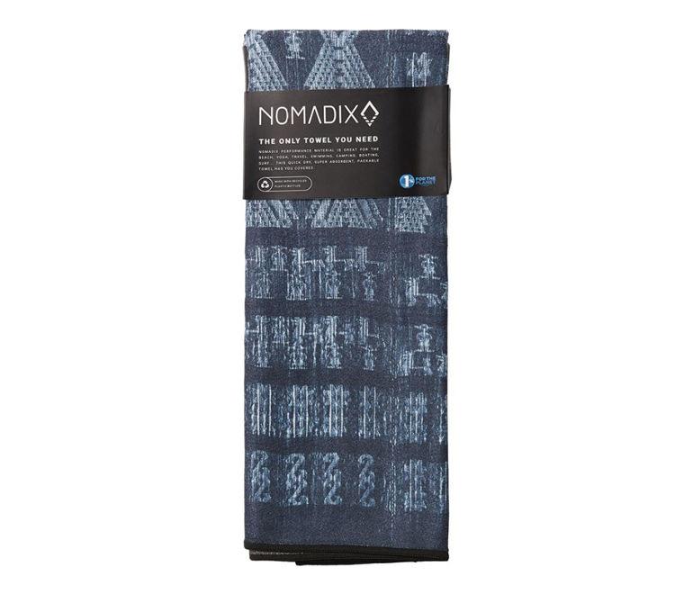 Mynd Nomadix jóga handklæði North Swell
