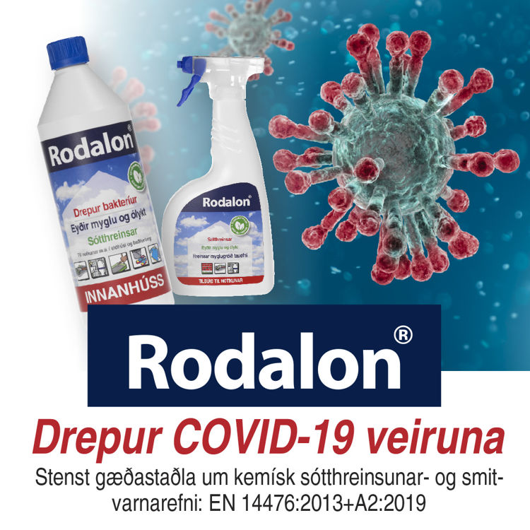 Mynd Rodalon spray 750ml