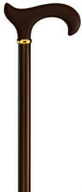 Mynd Stafur ál, brúnn, XL