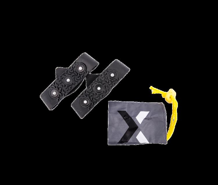 Mynd Traxole Go hálkubroddar L/XL svart
