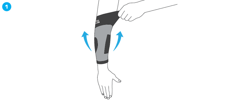 Mynd Airflow Elbow Support