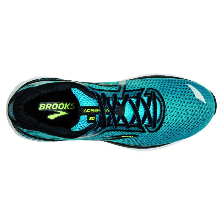 Mynd Brooks Adrenaline GTS20 karla blár/svartur