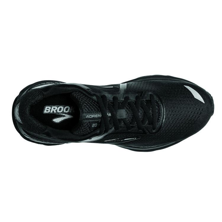 Mynd Brooks Adrenaline GTS 20 kvenna svartur/grár