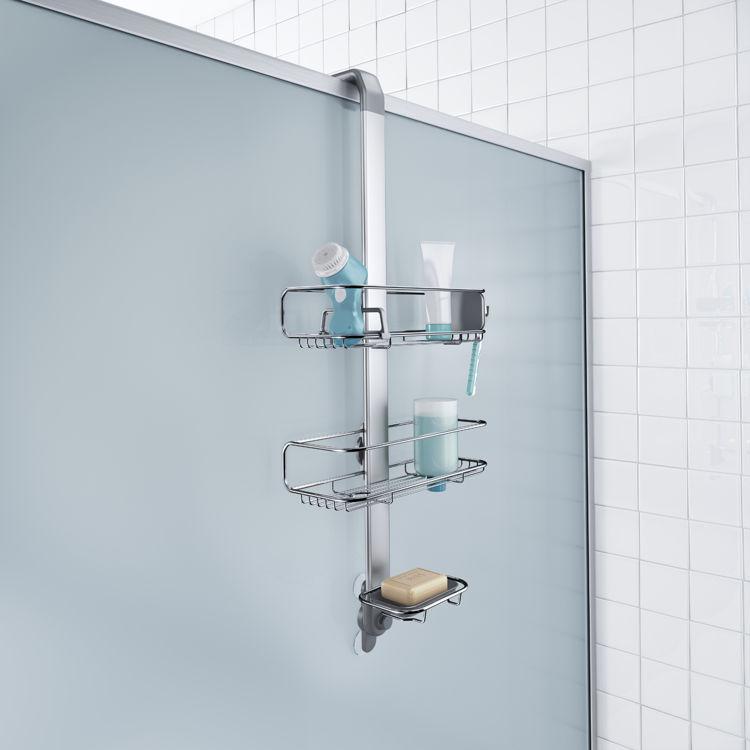 Mynd simplehuman over door shower caddy