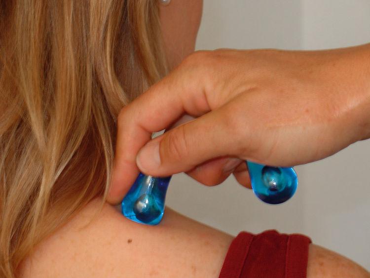 Mynd Fun massager glær