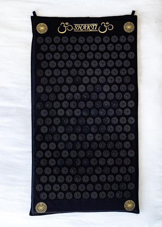 Mynd Nálastungudýna Luxury Black