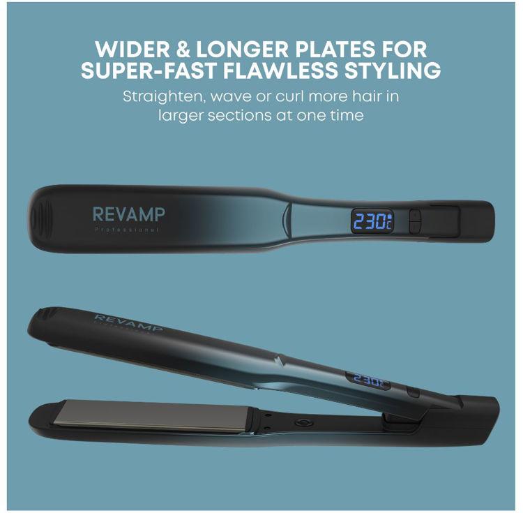 Mynd Revamp Digital Ultra sléttujárn