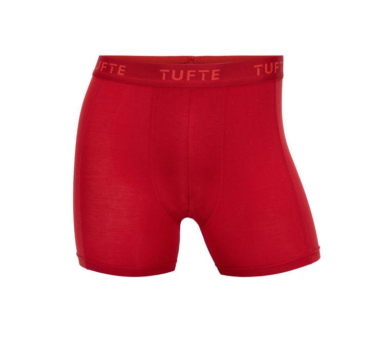 Mynd Tufte Bambus Boxer karla Pompeian Red