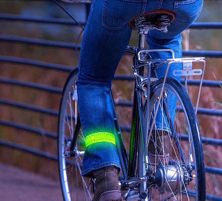 Mynd Nite Ize SlapLit LED endurhlaðanlegt