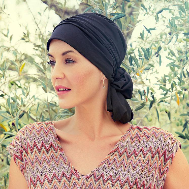 Mynd Christine - Mila turban - Black