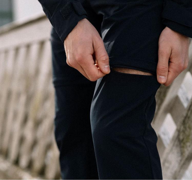 Mynd Tufte Vipe Zip-Off buxur karla