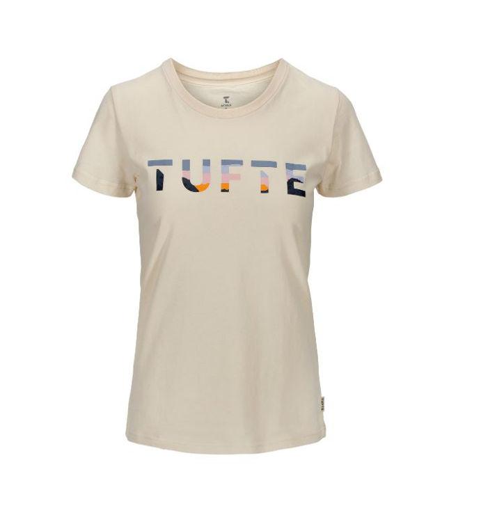 Mynd Tufte Eco Logo bolur kvenna hvítur
