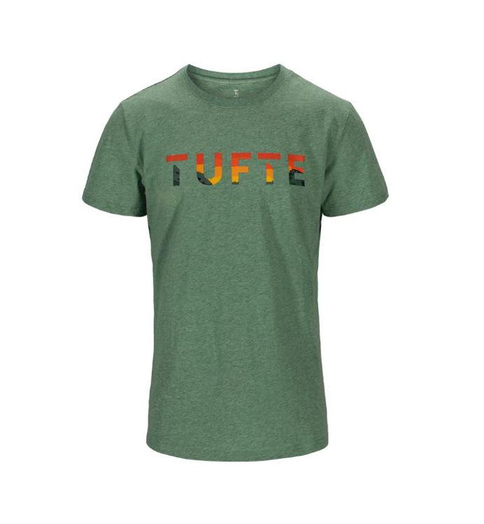 Mynd Tufte Eco Logo bolur karla grænn