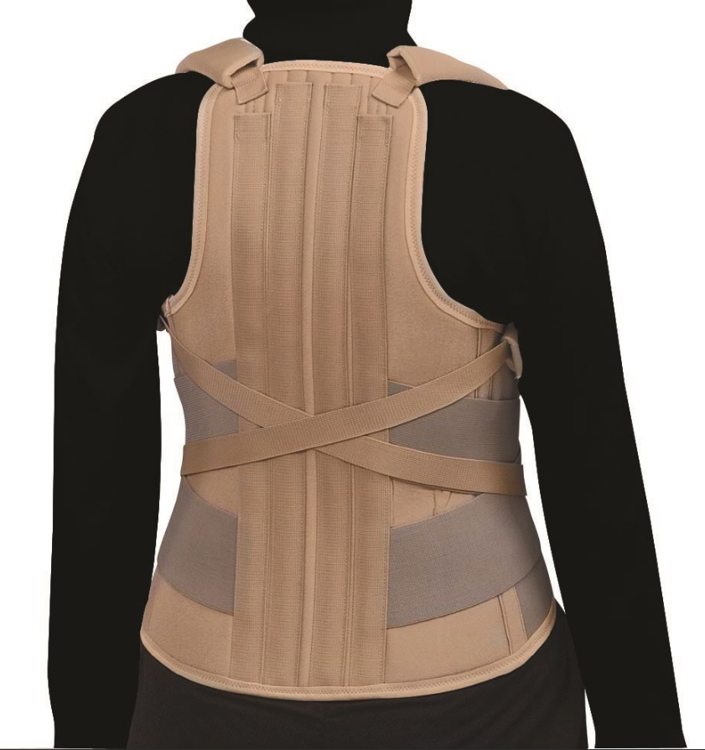 Mynd Trulife - Fast wrap Thoracolumbar support