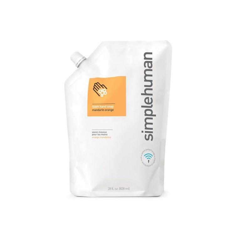 Mynd simplehuman Foam handsápa Mandarin Orange