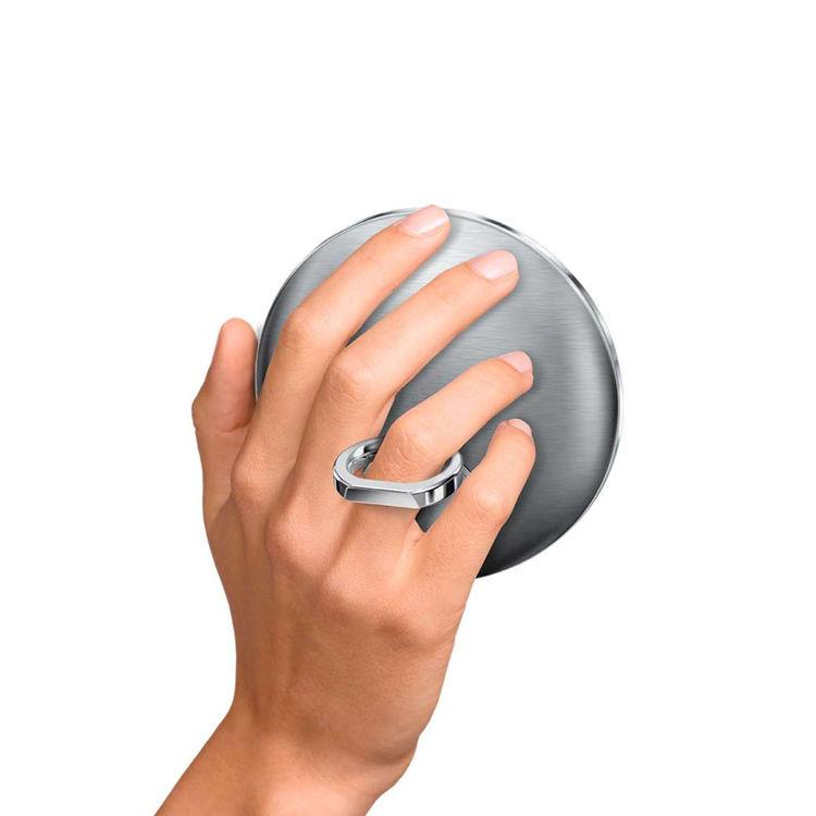 Mynd simplehuman Sensor 3X ferðaspegill 10cm
