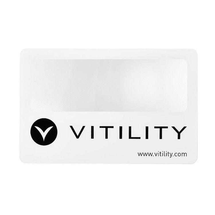 Mynd Vitility stækkunargler kort